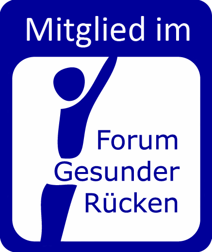 Logo Mitglied  im Forum Gesunder Rücken